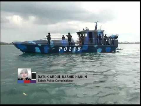 4 M'sian Crewmen Kidnapped By Gunmen