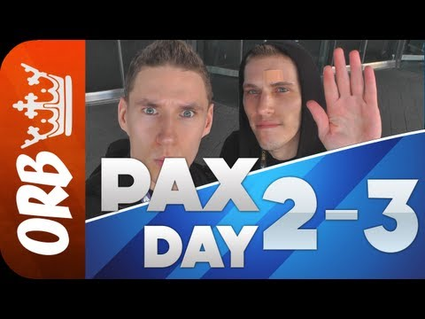 JERMA BEATEN UP?! (Pax Day 2-3)