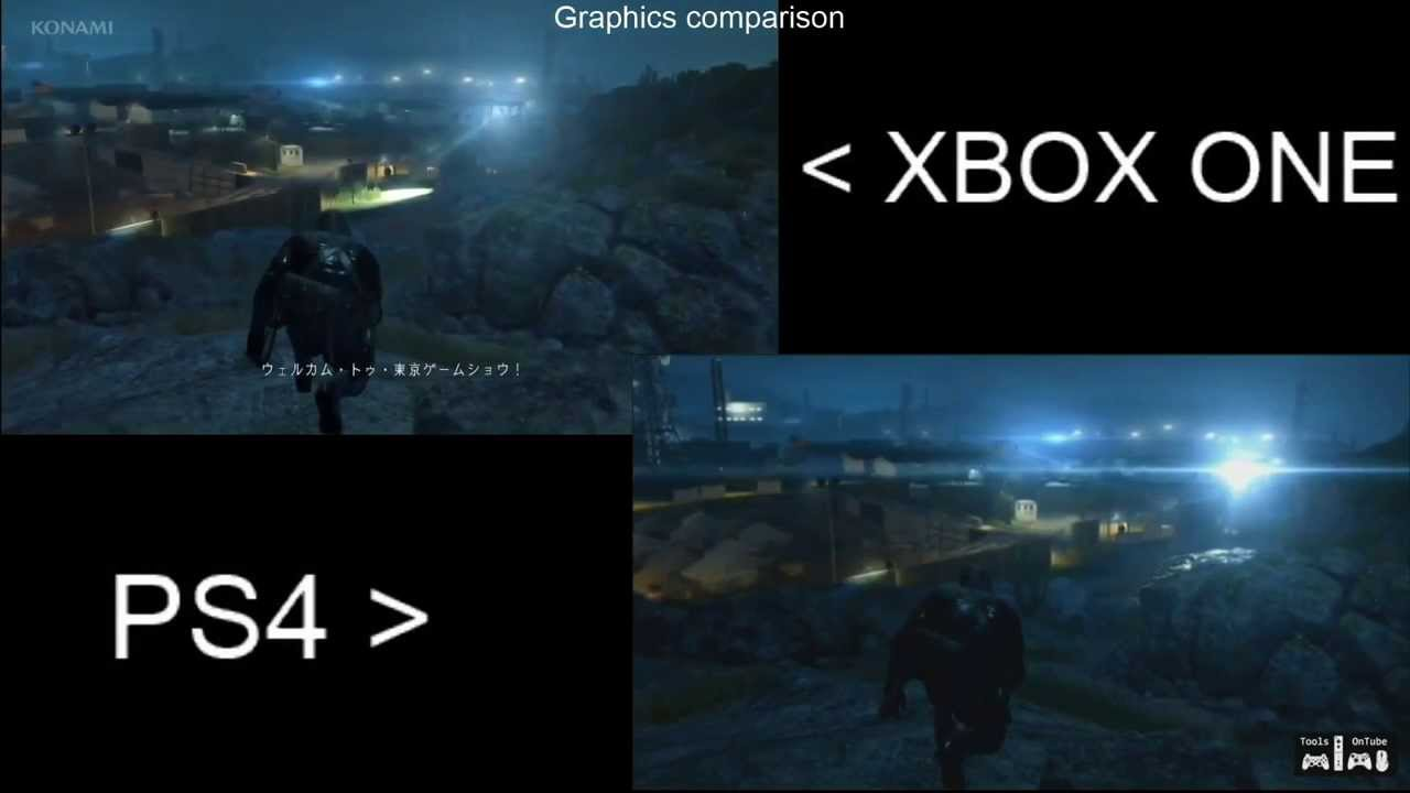 Xbox One Games Graphics