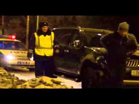 Задержан водитель в состоянии опьянения