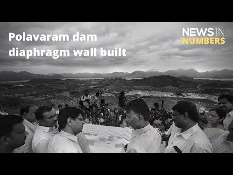 Polavaram project: News in Numbers