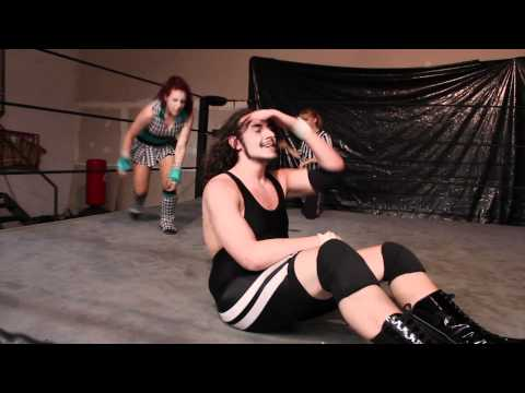 "Beyond Wrestling - [Full Match] Josh Thor vs. Veda Scott - ""Ring Leaders"" ROH SHIMMER Intergender"