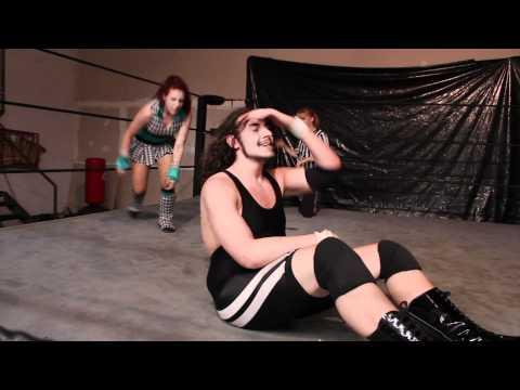 """Beyond Wrestling - [Full Match] Josh Thor vs. Veda Scott - """"Ring Leaders"""" ROH SHIMMER Intergender"""