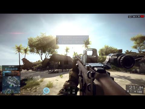 Rendimiento: Battlefield 4 en AMD Radeon HD 7750