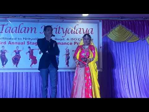 Ghoomar dance performance by Ragini