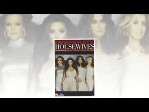Desperate Housewives Seasons 1-8 DVD Box Set ,Desperate Housewives Season 8 DVD Release
