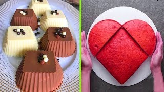 Amazing Chocolate Cakes Decorating Ideas - Most Satisfying More Cake Recipes