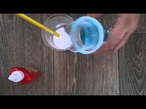 Как сделать прыгуна без тетрабората натрия