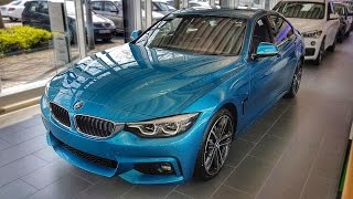 2017 BMW 420d Gran Coupé Modell M Sport | -[BMW.view]-