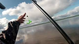 Рыбалка.На дальняк часть 1.