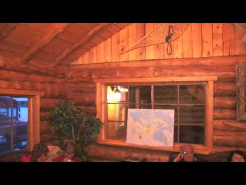 Lazy Bear Lodge in Churchill - Manitoba, Canada