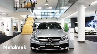 METALMEK LED PROJECT MERCEDES