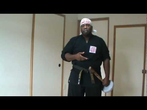 Okinawan 沖縄 Chiishi(チーシ):Martial Arts Forearm Conditioning & Breathing Image 1