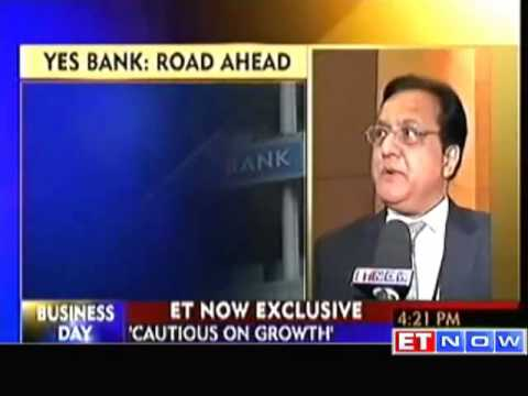 Risk Management is Top Priority for Banking Sector : Yes Bank