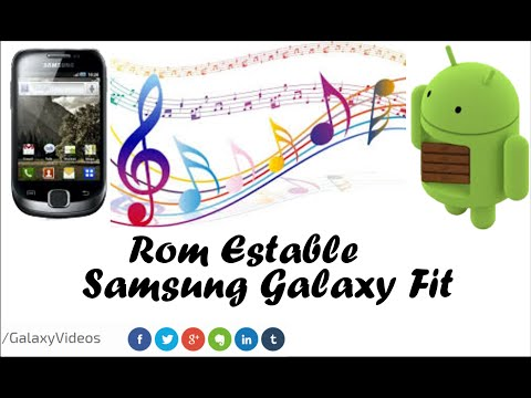 La Room Mas estable para el Samsung Galaxy Fit