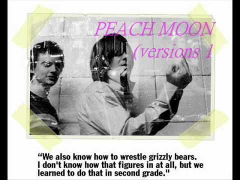 Unicorns - Peach Moon