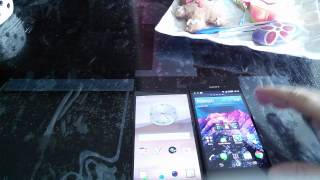 oppo find 7a vs sony z2