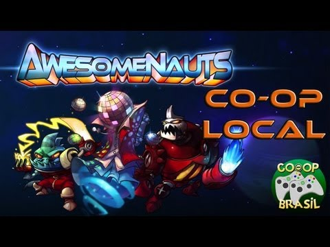 Awesomenauts - Co-Op Local