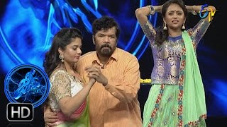 Posani Krishna Murali and Srimukhi Salsa Dance Performance | Genes |14th January 2017 | ETV Telugu