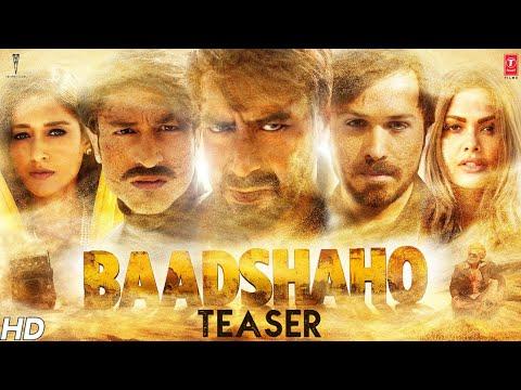 Baadshaho Official Teaser