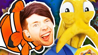 WORST AQUARIUM EVER!! | Octodad #2