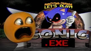 Sonic.exe [Annoying Orange Plays] #Shocktober