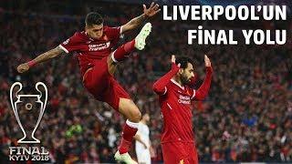 Liverpool'un UEFA Şampiyonlar Ligi Final Yolu