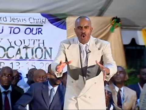 Pastor Gino Jennings Truth of God Radio Broadcast 967-968 Jamaica Youth Holy Convo. Raw Footage!