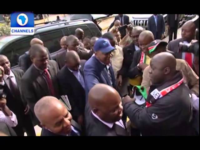 Network Africa: Kenyatta Appears At ICC As Ebola Fight Continues PT1