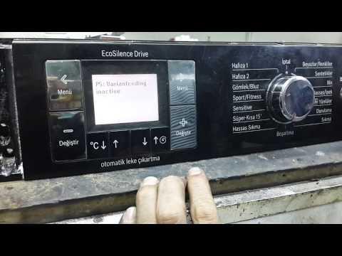 Siemens ovn brugsanvisning selvrens