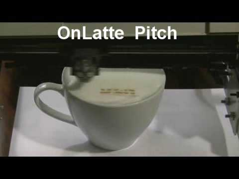 OnLatte DEN Business Plan Pitch