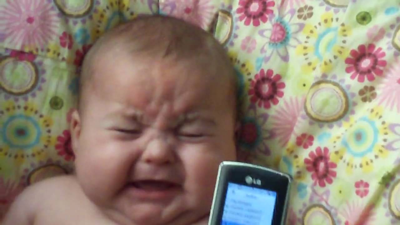 So Funny Bryson Scared To Hear A Baby Laughing Youtube