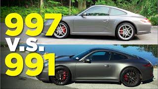 download lagu Porsche 911: The 991 Vs 997 gratis