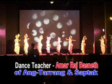 Swagatam a dance choeograped by Amar Raj Basneth