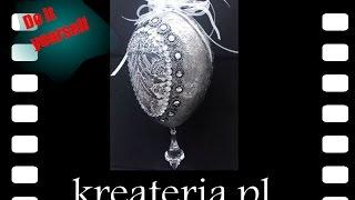 Jak zrobić efekt metalu - KreaCraftShow004 - kreateria.pl