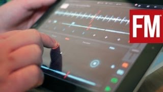 Traktor DJ iPad app by Native Instruments: Future Music hands-on first impressions