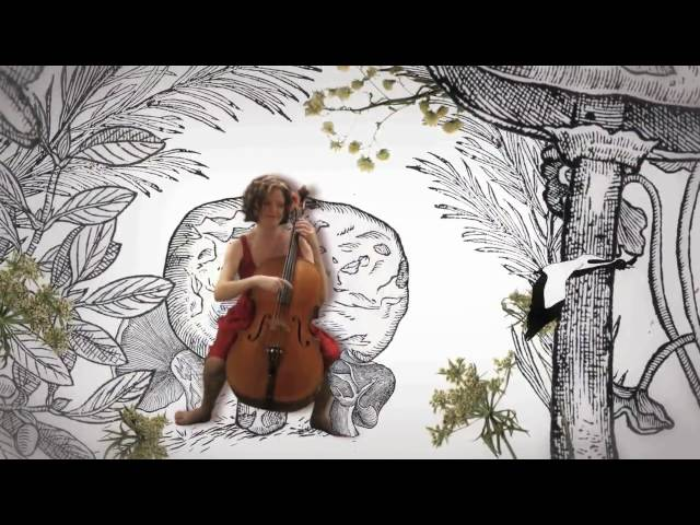 """Erin and her Cello-- """"On My Stoop"""""""