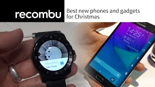 Best new phones and mobile gadgets for Christmas 2014