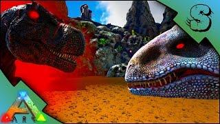 APEX REX VS NEMESIS INDOMINUS REX! | SHOWDOWN! | Ark: Survival Evolved