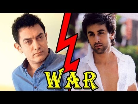 Aamir Khan Comments on his Box office clash with Ranbir Kapoor