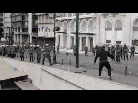 ΣΥΛΛΑΛΗΤΗΡΙΟ ΚΑΤΑ ΜΕΡΚΕΛ (PROTEST AGAINST MERKEL, GREECE) 9-10-2012 [9/11]