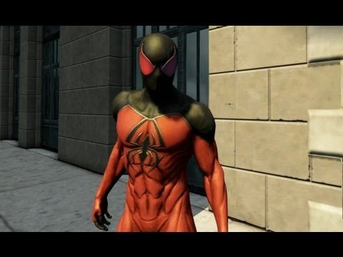 Scarlet Spider Amazing Spider Man 2 The Amazing Spider-man 2