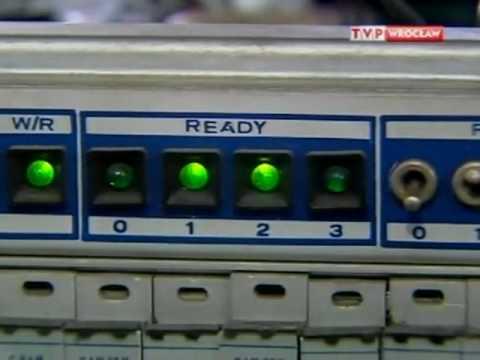 Jedyny Dzialajacy W Polsce Komputer Odra