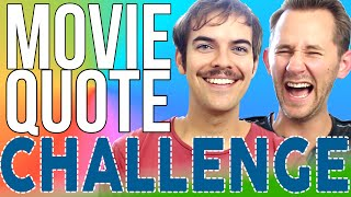 MOVIE QUOTE CHALLENGE | Jacksfilms