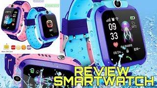 Review smartwatch harga murah replika imoo
