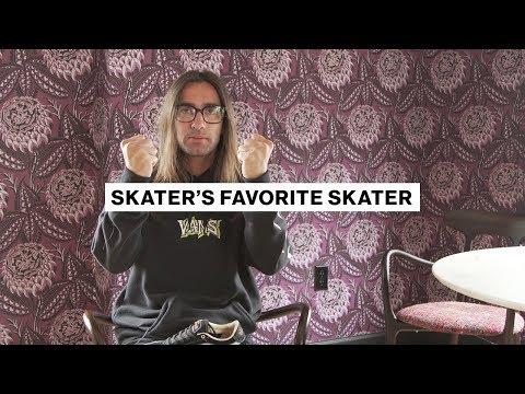 Skater's Favorite Skater: Tony Trujillo