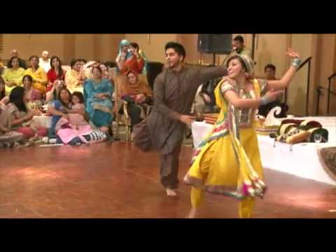 hina & latif(bride n groom) dance.flv