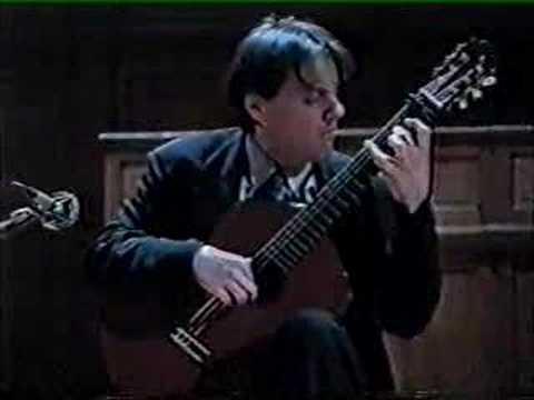 Carlo Marchione - JSBach - BWV 998 - Fugue&Allegro