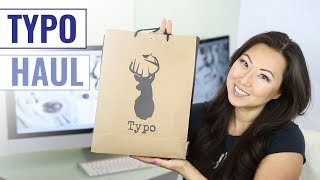 Typo Haul // Notebook and Pen Haul from Typo // Affordable Notebooks
