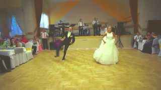 Novomanželský tanec_Miška & Jožko_Beautiful first Wedding dance